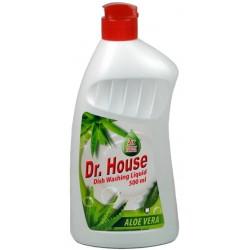 Dr. House na mytí nádobí aloe vera 500ml