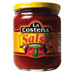 Salsa La Costena Dip Medium 453g