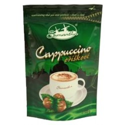 Cappuccino Oříšek 100g