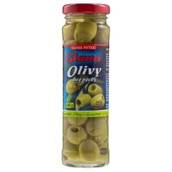 Giana zelené olivy 140g