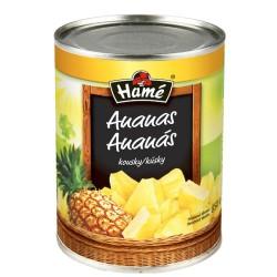 Ananas kousky 567g