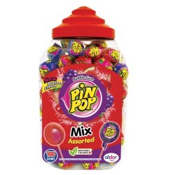 Aldor Pin Pop Assorted 18g