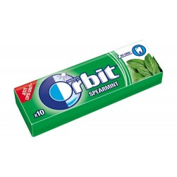 Orbit® Spearmint 10ks dražé