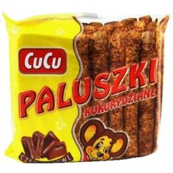 Paluszki Čokoládové Kukuřičné 80g