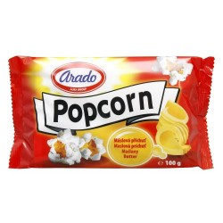 Popcorn do mikrovlnné trouby 100g