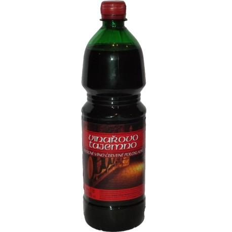 Vinařovo Tajmeno červené 1L