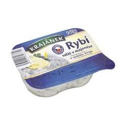 Krajánek salát Rybí s majonézou 140g
