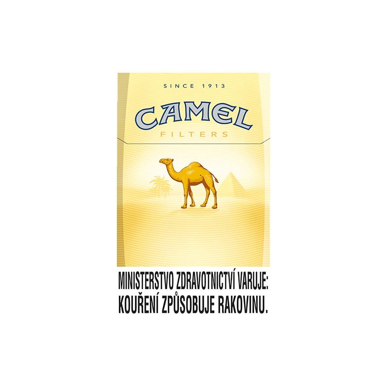 Camel Filters Box - Kotelna
