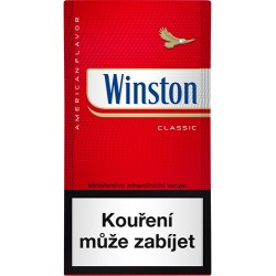 Winston Classic Red 100