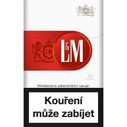 L&M Box Red