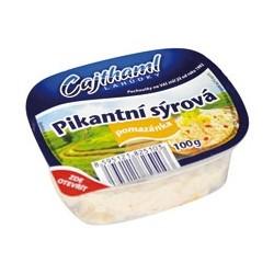 Pikantní sýrová pomazánka 100g