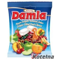 Damla karamely ovocné