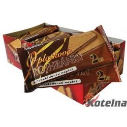Trohránky čokoládové