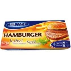 Kuřecí předsmažený hamburger 280g