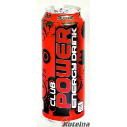 Power Club Energy Drink meloun 500ml