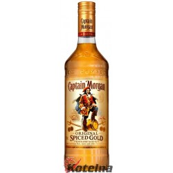 Captain Morgan® Original Spiced 1L