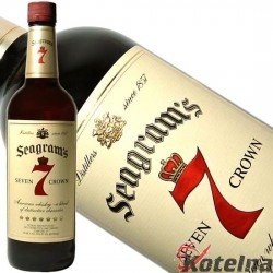 Seagram´s 7 Crown 1L