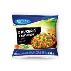Zeleninová směs s kukuřicí  350g