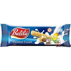 BALILA kukuřičné trubičky - KOKOSOVÉ 18g