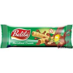 BALILA kukuřičné trubičky - LÍSKOOŘÍŠKOVÉ 18g