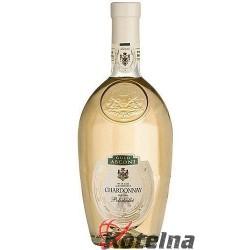 Chardonnay Bostavan bílé polosladké 0,75L