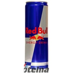 Red Bull Energy plech 250ml