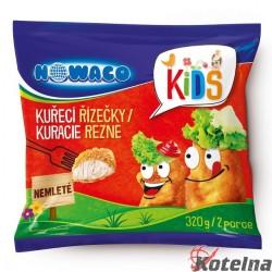 Kuřecí řízečky Kids 320g