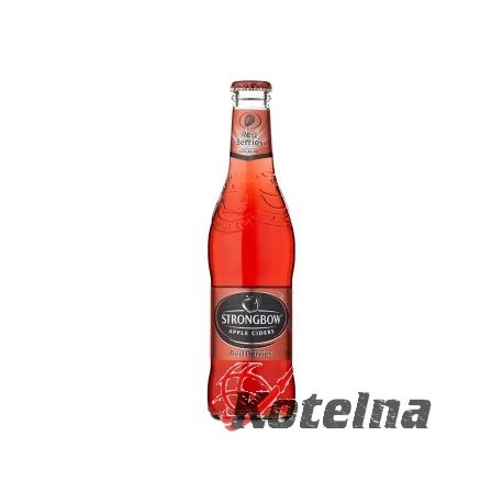 Strongbow Red berries Heineken 330ml