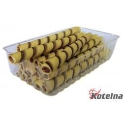 Oplatkové trubičky s náplní kakao 160g