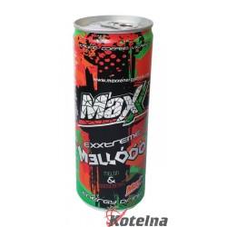 Maxx MELLÓÓÓ 250ml PLECH
