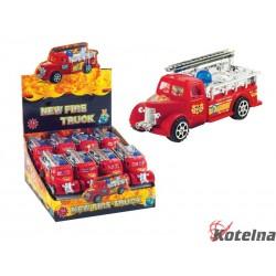 NEW FIRE TRUCK - hasičské auto