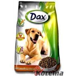 DAX Granule Pes 10kg Drúbeží