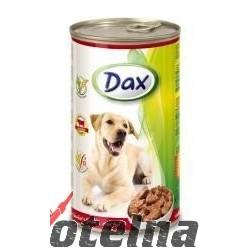 Dax pro psy hovězí kousky 1240g