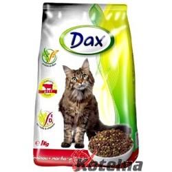 Dax granule Kočka 1kg Hovězí