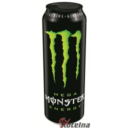 Monster Mega Energy  plech 553ml