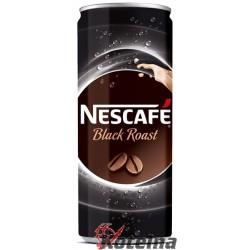 Nescafé ledová káva Black Roast¨plech 250ml