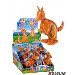 Jumping kangaroo - skákací klokan s cukrovinkou