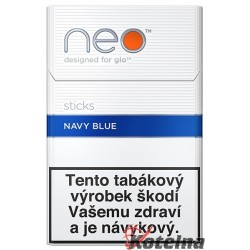 NEO Sticks Navy Blue 20ks