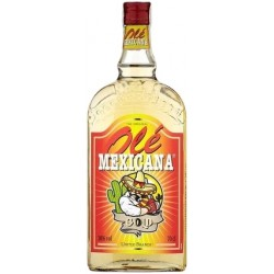 Ole Mexicana Gold 38% 0,7l
