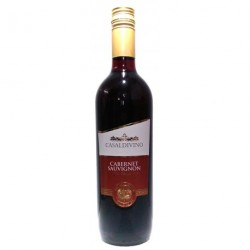 Casaldivino Cabernet sauvignon 0,75L