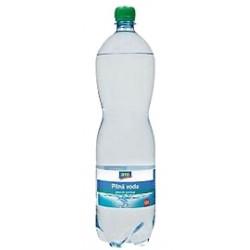Voda čistá neperlivá 1,5L