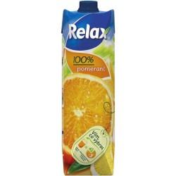 Relax 100% pomeranč 1L TP