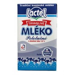 Mléko Polotučné 1L