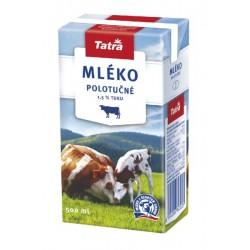 Mléko Polotučné  0,5L