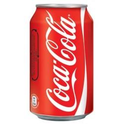 Coca Cola plech 330ml