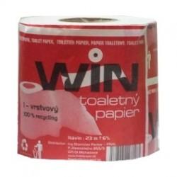 Toaletní papír - 1 vrstvý