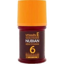 Nubian Olej na opalování OF 6 60ml