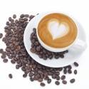 Káva, smetana