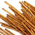 Tyčinky, oříšky a krekry