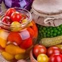 Sterilovaná zelenina